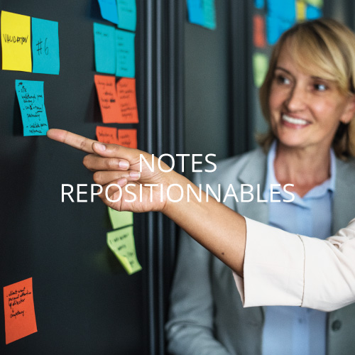 PGDis, opération NOTES REPOSITIONNABLES