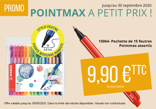 PGDis, opération POINT MAX
