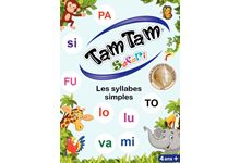 TAM TAM SAFARI  : LES SYLLABES SIMPLES