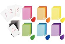 Blister de 2x54 cartes nuancier couleurs.