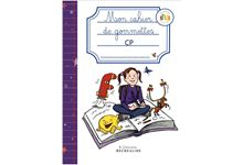 Cahier gommettes cp