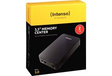 Disque dur externe Intenso 3.5  2 To