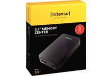 Disque dur externe Intenso 3.5 3 To