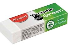 Gomme plastique Technic 600 Green.