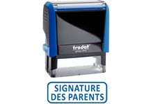 X-Print Signature des parents