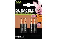 Blister de 4 accu DURACELL AAA9000A ULTRA POWER