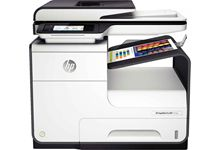 Multifonction jet dencre HP Pagewide pro 477 DW.