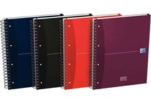 Cahier organizer European book 240 pages, feuille détachable 21x29,7 cm, 5x5