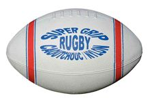 Ballon Rugby Caoutchouc Taille 4