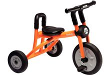 Tricycle 2/4 ans Orange