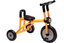 Tricycle 4/6ans Jaune