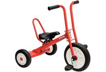 Tricycle 3/6 ans Speedy Rouge