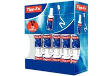 Pack 15+5 Flacons 20 ml blanc couvrant Tippex rapid