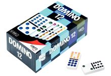 Boîte de 91 Dominos 12 points