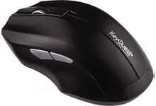 Souris optique Office Keyouest sans fil noir