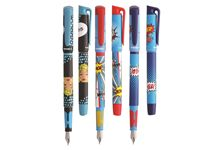 Stylo plume pop art