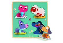 Puzzles boutons mamifarm