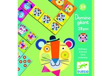 Jeux educ domino geant animaux nd15