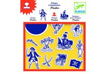 Images a tamponner pirates