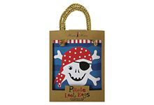 Set 8 sacs cadeau l pirate