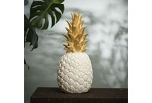 LAMPE LED ANANAS BLANCHE