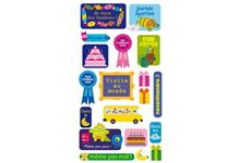Stickers Puffies TEXTES ACTIVITES