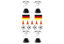 Stickers Puffies FOOT ALLEMAGNE