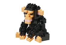 NANOBLOCK Mini Series Chimpanzé