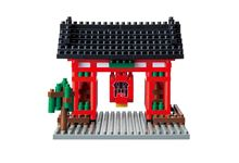 NANOBLOCK Sights Series Kaminarimon