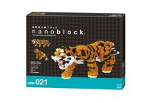 Nanoblock advanced serie tigre du bengal