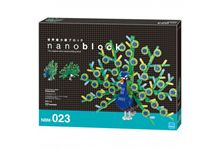 Nanoblock advanced serie paon