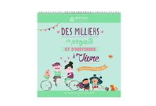 CALENDRIERS FAMILLE 30 X 30 CM