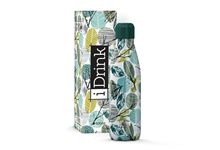 Bouteille thermique i-drink 500 ml feuilles